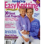 Family Circle Easy Knitting Spring/Summer 1998