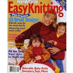 Family Circle Easy Knitting Fall 1998