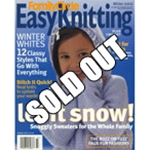 Family Circle Easy Knitting Winter 2002