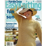 Family Circle Easy Knitting Spring/Summer 2003