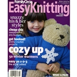 Family Circle Easy Knitting Winter 2003/04
