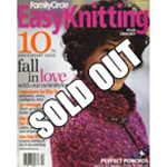 Family Circle Easy Knitting Fall 2004