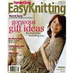 Family Circle Easy Knitting Holiday 2004