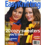 Family Circle Easy Knitting Winter 2004/05