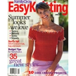 Family Circle Easy Knitting Spring/Summer 2005