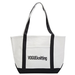 Vogue Knitting Boat Bag