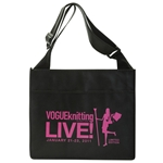 Limited Edition Vogue Knitting Live! Tote Bag