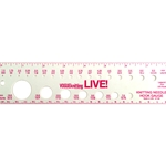 VK LIVE! Knitting Needle Hook Gauge