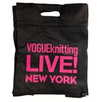Limited Edition Vogue Knitting LIVE! NYC 2013 Tote Bag