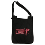 Limited Edition Vogue Knitting LIVE! New York 2012 Tote Bag