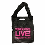 Limited Edition Vogue Knitting LIVE! Chicago 2012 Tote Bag