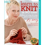 Learn To Knit In No Time!