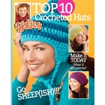 Vickie Howell's Top 10 Crocheted Hats