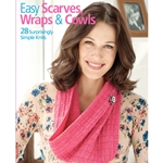 Easy Scarves, Wraps & Cowls