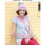 BAMBOO POP ADULT: 10 GARMENTS & ACCESSORY PROJECTS TO KNIT & CROCHET
