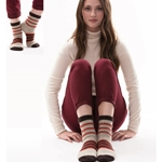 BANFF STRIPED SOCKS