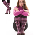 INNSBRUCK COLORWORK KNEE-HIGH SOCKS