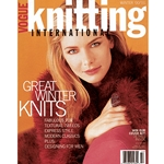 Vogue Knitting 2000/01 Winter