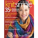 Knit Simple Holiday 2017