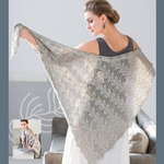 GREYSTONE HARBOR SHAWL