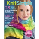 Knit Simple Winter 2018