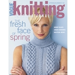 Vogue Knitting 2002 Spring/Summer