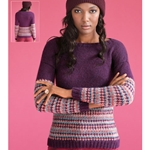 Colorwork Pullover
