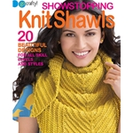 Showstopping Knit Shawls