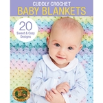 Cuddly Crochet Baby Blankets: 20 Sweet & Cozy Designs