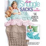Fun Snuggle: Sacks to Crochet 14 Designs for Cuddling Up During Downtime