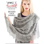 BEADED LACE SHAWLS