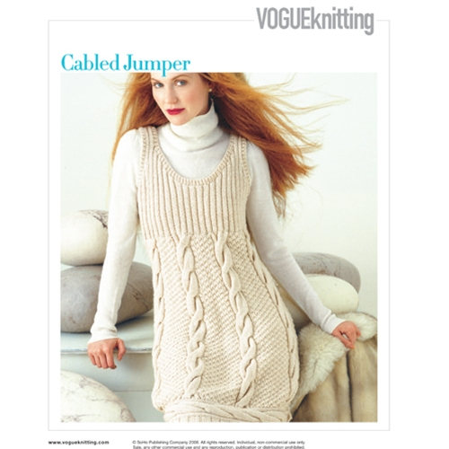 CABLED JUMPER