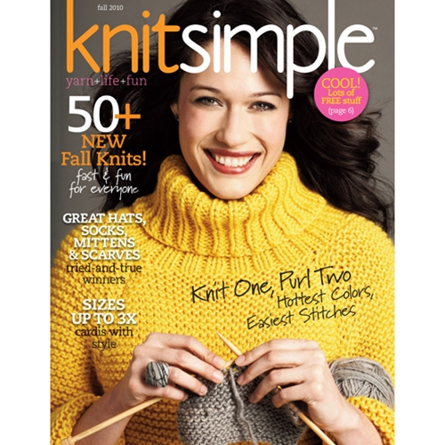 Knit Simple Fall 2010