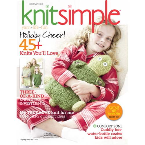 Knit Simple Holiday 2010