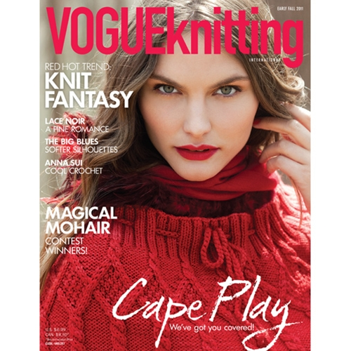Vogue Knitting 2011 Early Fall
