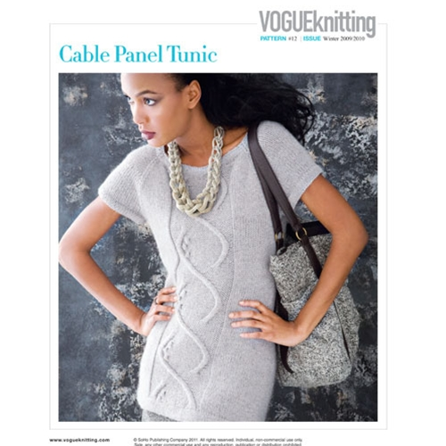 CABLE Panel TUNIC