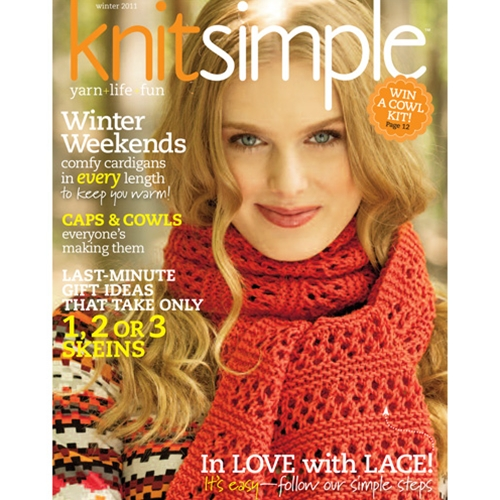 Knit Simple 2011 Winter