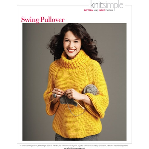 SWING PULLOVER