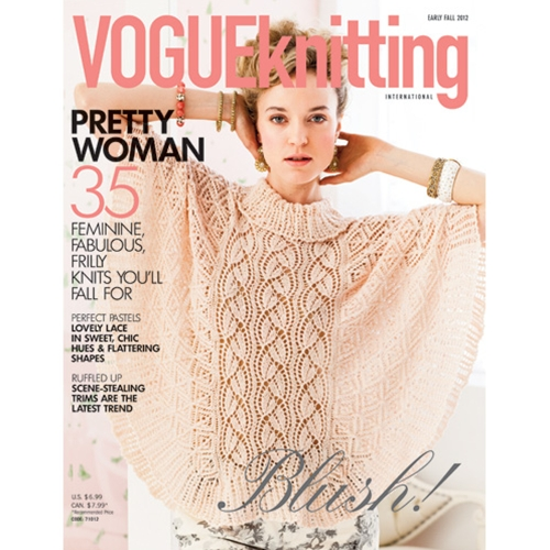 Vogue Knitting 2012 Early Fall