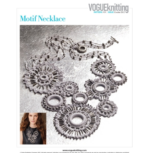 MOTIF NECKLACE