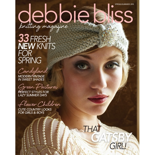 Debbie Bliss Magazine 2013 Spring/Summer