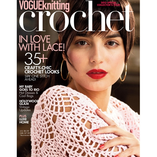 Vogue Knitting 2013 Crochet