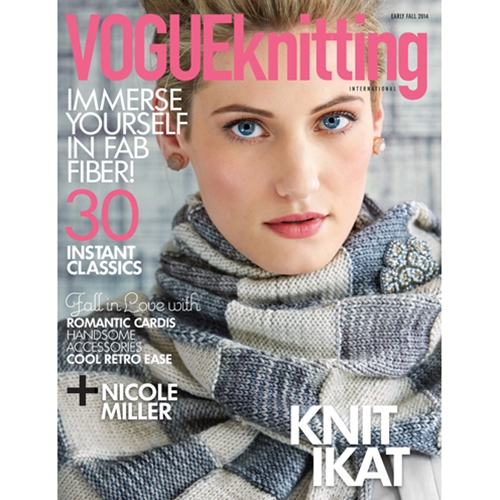Vogue Knitting 2014 Early Fall