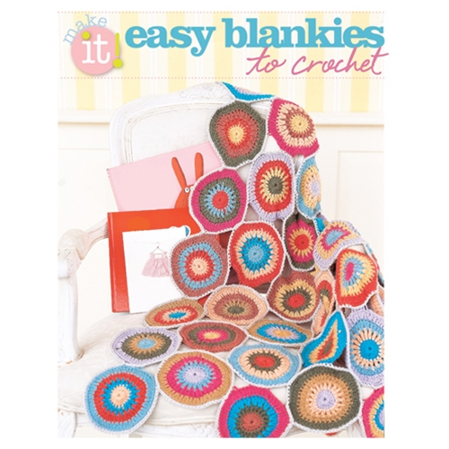 Easy Blankies to Crochet