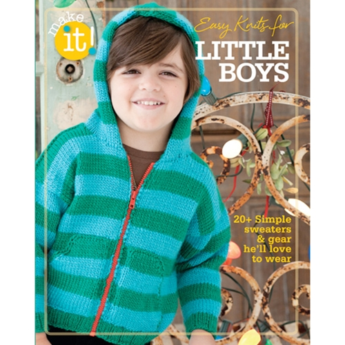 Easy Knits for Little Boys