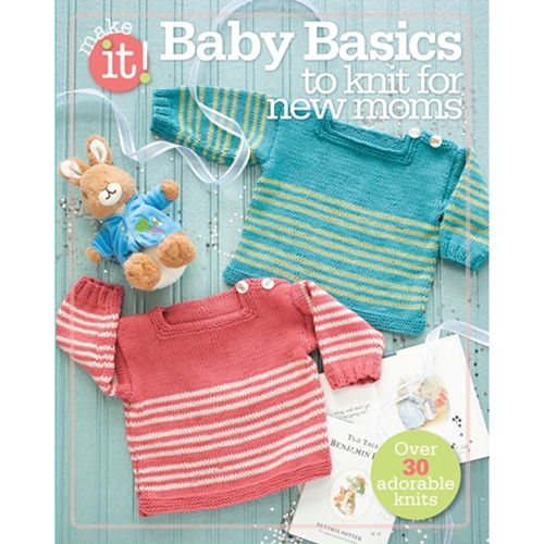 Baby Basics to Knit for New Moms
