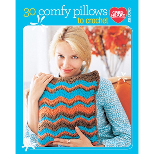 30 Comfy Pillows to Crochet