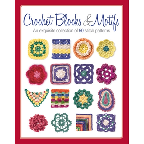 Crochet Blocks & Motifs