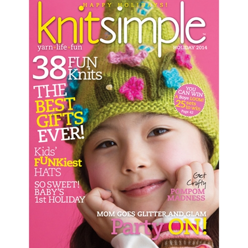 Knit Simple 2014 Holiday