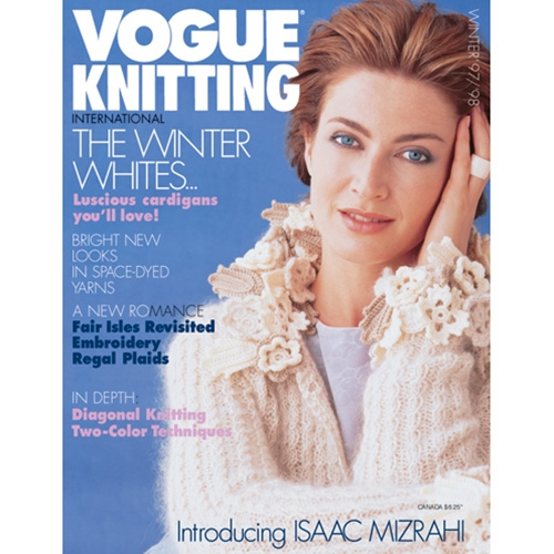 Vogue Knitting 1997/98 Winter